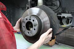 点検・整備 ブレーキ修理