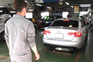 整備について 車検