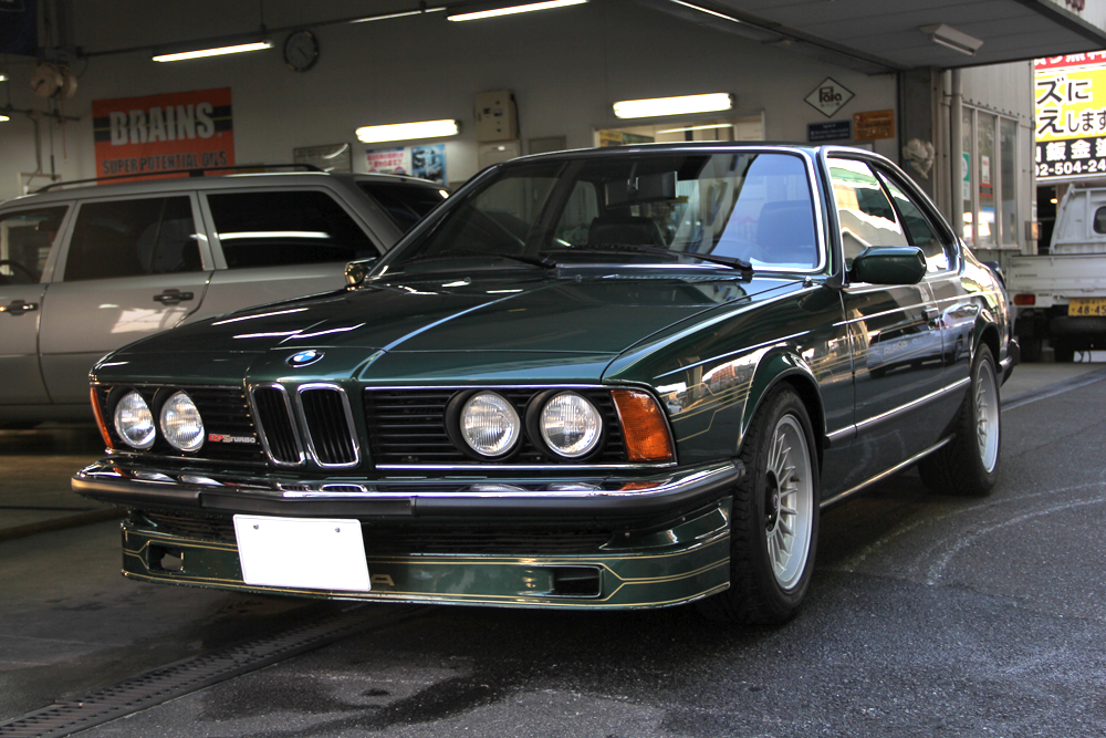 1985年製BMWアルピナ B7Sターボクーペ